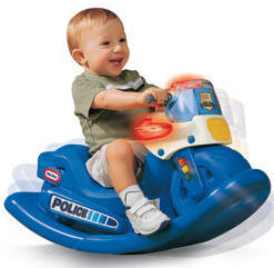 Police CycleSounds™ Rocker